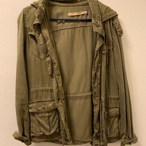 Army Green/Olive Utility Jacket